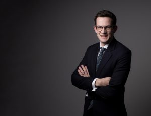 Chris Dalziel Executive Director Institutional London and Capital Asset Management