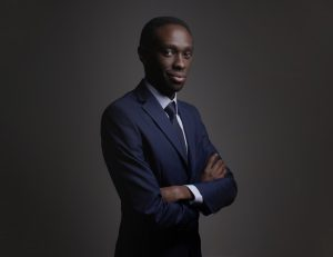 Shadrack Kwasa Executive Director Institutional London and Capital Asset Management