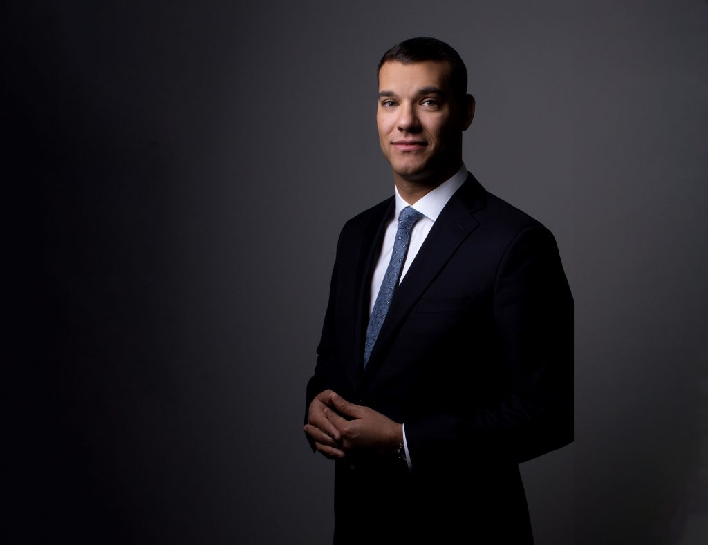 Dan Sawyerr Director Private Clients London and Capital Wealth Management