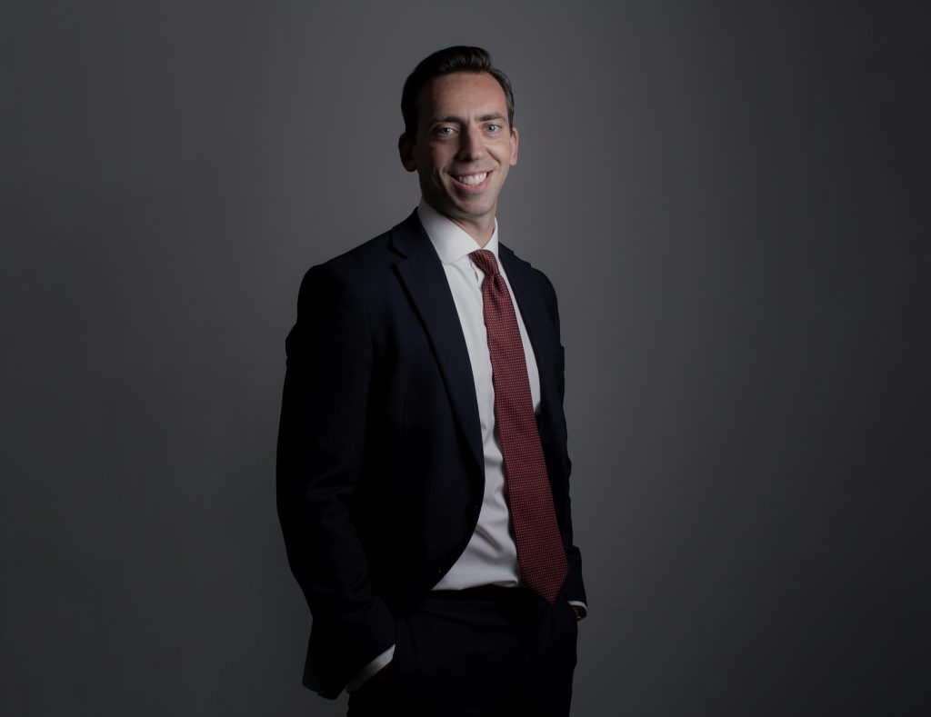 Simon Reed Director Private Clients London and Capital Wealth Management