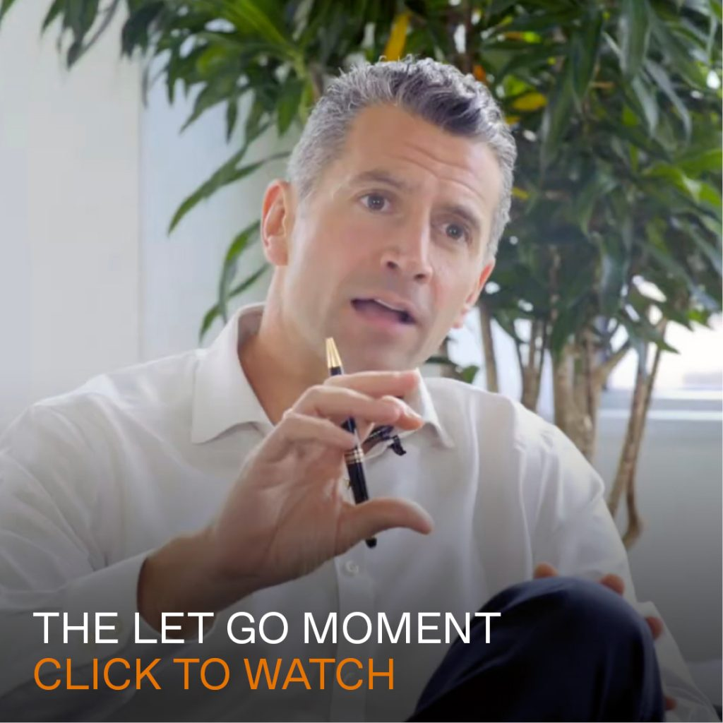 Defining Moments The Let go moment Click to Watch